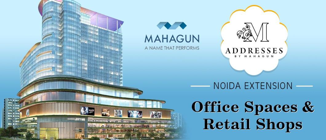 Mahagun M Addresses