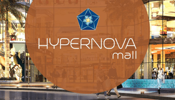 Supertech Hypernova Mall